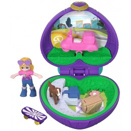Polly Pocket - Piknik Polly - Mini laleczka z akcesoriami FRY30