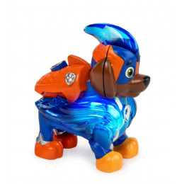 Psi Patrol - Mighty Pups Kosmopieski – Charged Up - Świecąca figurka Zumy - 2534