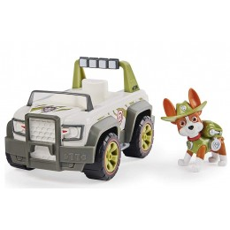 Psi Patrol – Jungle Cruiser – Pojazd + figurka Trackera 4642