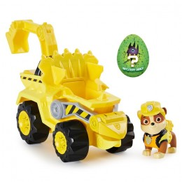 Psi Patrol – Dino Rescue – Pojazd Rubble + figurka – 4742