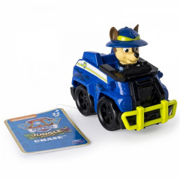 Psi Patrol - Jungle Rescue - Mini pojazd - Chase 5044