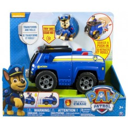 Psi Patrol 5055 Pojazd Chase'a - Radiowóz Deluxe + figurka