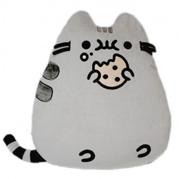 Pusheen - Poduszka - Kot z ciastkiem - PU-P11