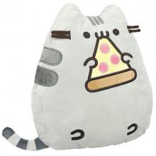Pusheen - Poduszka - Kot z pizzą - PU-P07