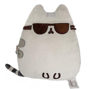 Pusheen - Poduszka - Kot w okularach - PU-P08