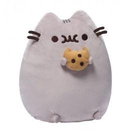 Pusheen - Maskotka Kot z ciasteczkiem 24cm - 4048870