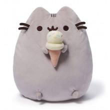 Pusheen - Maskotka Kot z lodem 24cm - 4048872