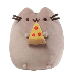 Pusheen - Maskotka Kot z pizzą 22cm - 4058937