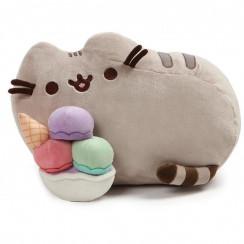 Pusheen - Maskotka Kot z pucharkiem lodów - 6050439