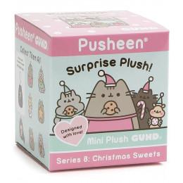 Pusheen - Breloczek pluszowy - 8 seria - Świąteczna niespodzianka 4061025