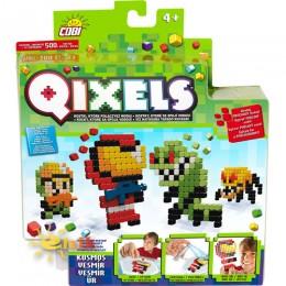 Kostki QIXELS 87111- Zestaw uzupełniający KOSMOS 500 elementów