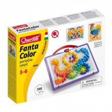 Mozaiki Fanta Color - Układanka z pinezkami 160 elementów 0920