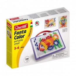 Mozaiki Fanta Color - Układanka z pinezkami 150 elementów 0922