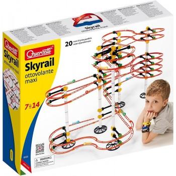 Quercetti 6665 Tor kulkowy Skyrail – Ottovolante Maxi