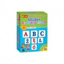 Ranok Creative 3323 Gra edukacyjna - Alfabet na magnesach