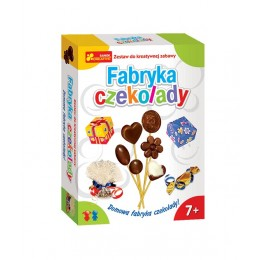 Ranok Creative 3347 Kreatywna zabawa - Fabryka czekolady