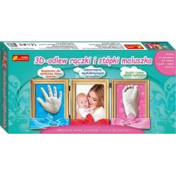 Ranok Creative 3870 Odlew rączki i stópki dziecka