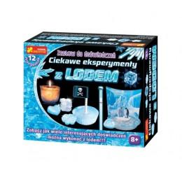 Ranok Creative 3963 Zestaw do doświadczeń - Ciekawe eksperymenty z lodem