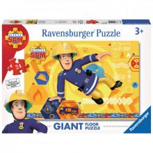 Ravensburger - Puzzle Maxi 24el - Strażak Sam -  054466