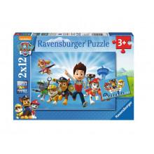 Ravensburger - Puzzle 2w1 - Ryder i Psi Patrol - 075867
