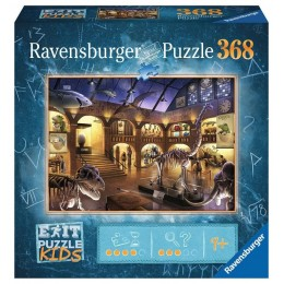 Ravensburger – Puzzle Exit Kids – Muzeum historii – 12925