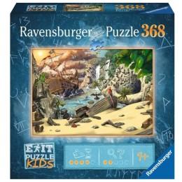Ravensburger – Puzzle Exit Kids – Piraci – 12954