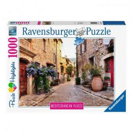 Ravensburger - Puzzle Francja 1000 elementów - 149759