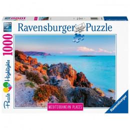 Ravensburger - Puzzle Grecja 1000 elementów - 149803