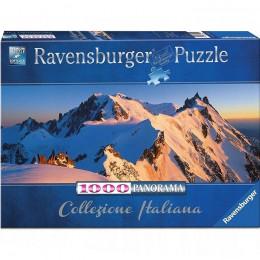 Ravensburger - Puzzle Włoska Kolekcja Monte Bianco 1000 elementów - 150809