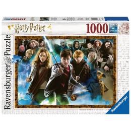 Ravensburger – Puzzle 1000 elementów – Harry Potter – 15171