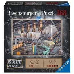 Ravensburger – Puzzle Exit – Fabryka zabawek – 16484