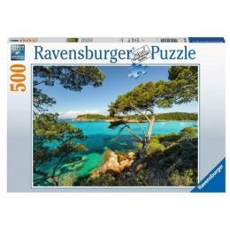 Ravensburger – Puzzle 500 elementów – Krajobraz – 16583