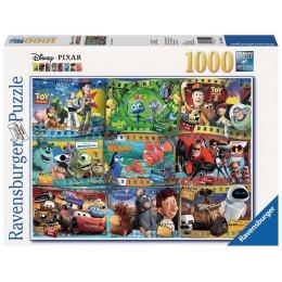 Ravensburger – Puzzle 1000 elementów – Filmy Disney Pixar – 19222