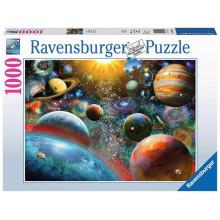 Ravensburger - Planety - Puzzle 1000 elementów - 198580