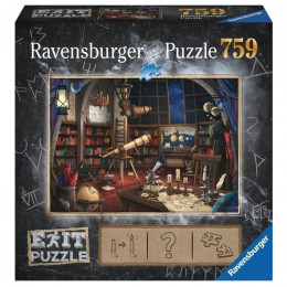 Ravensburger - Puzzle Exit - Obserwatorium - 199501