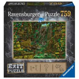 Ravensburger - Puzzle Exit - Świątynia - 199518