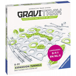 Ravensburger - GraviTrax - Zestaw do rozbudowy - Tunele - 260775