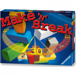 Ravensburger - Gra MAKE'N'BREAK - 263677