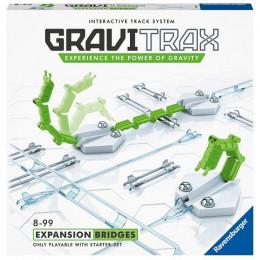 Ravensburger - GraviTrax - Mosty - Dodatek do toru kulkowego 268542