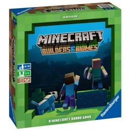 Ravensburger – Gra planszowa Minecraft 268672