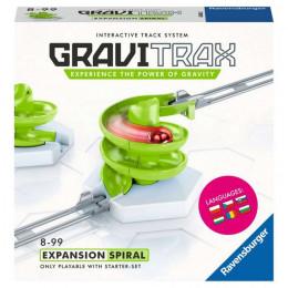 Ravensburger - GraviTrax - Dodatek do toru kulkowego - Spirala - 268863