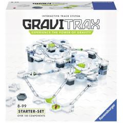 Ravensburger - GraviTrax - Tor kulkowy - Zestaw startowy 100+ el. 27504