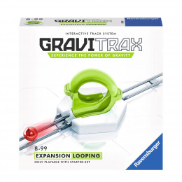 Ravensburger - GraviTrax - Pętla - Dodatek do toru kulkowego 275083