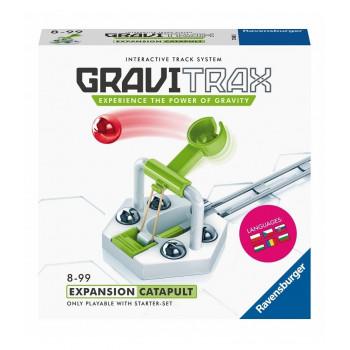 Ravensburger - GraviTrax - Wyrzutnia - Dodatek do toru kulkowego 27509