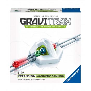 Ravensburger - GraviTrax - Magnetyczna armatka - Dodatek do toru kulkowego 27510