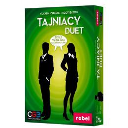 Rebel 11184 Gra kooperacyjna - Tajniacy: Duet
