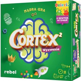 Rebel Gra CORTEX 2 Wyzwania +6 lat