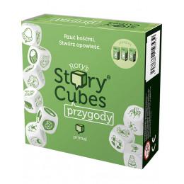 Rebel - Story Cubes - Zestaw podstawowy 9 kości - Przygody