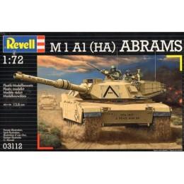 Revell 03112 Model do sklejania - Czołg M1 A1 (HA) Abrams