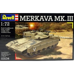 Revell 03134 Model do sklejania - Czołg MERKAVA Mk.III
